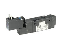 B Series Single Solenoid 4-way 2-position Valve