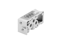 ISO HB Series End Ported Base Manifold/Subbase - NPT