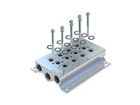 Viking Lite Viking Lite Series P2LAZ 4-way Bar Manifold