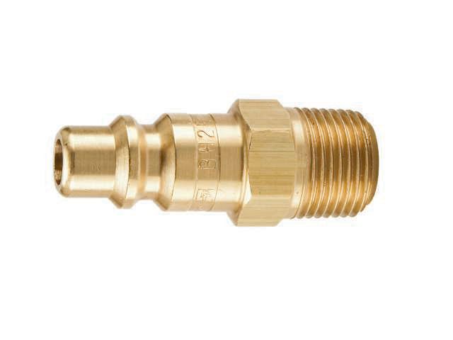 Industrial Interchange Series Nipple - Male Pipe