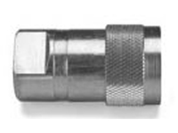4000 Series Coupler - Male SAE Straight Thread