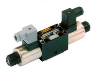 D1VW Series - Double solenoid, 2 position, detent
