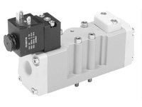 ISO H1 Series Single Solenoid 4-way 2-position Valve