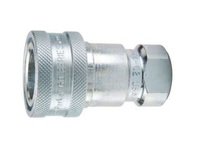 60 Series Coupler - Female SAE